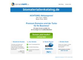 biomaterialienkatalog.de