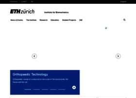biomech.ethz.ch