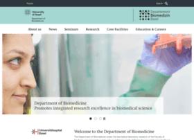 biomedizin.unibas.ch