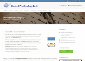biomedproofreading.com