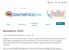 biometrics.elsevier.com