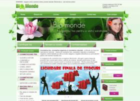 biomonde.ro