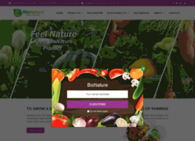 bionatureindia.com