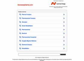bionessepharma.com
