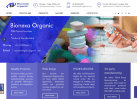 bionexaorganic.in