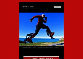bionicboot.com
