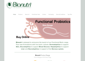 bionutri.co.uk