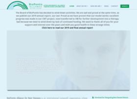 biopontisalliance.org