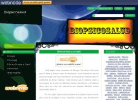 biopsicosalud4.webnode.com.ve