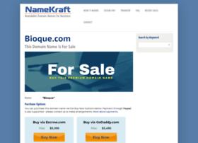 bioque.com