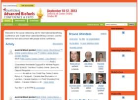 biorefiningconference2011.crowdvine.com