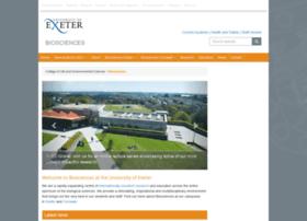 biosciences.exeter.ac.uk