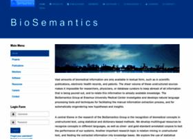 biosemantics.org