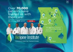 biospineinstitute.com