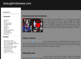biosugihindonesia.com