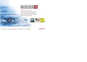 biosuisse.com