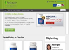Biosynergy.com