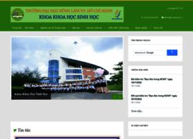 biotech.hcmuaf.edu.vn
