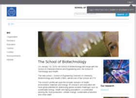 biotech.kth.se