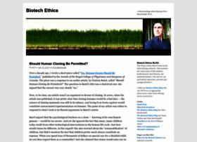 biotechethicsblog.com