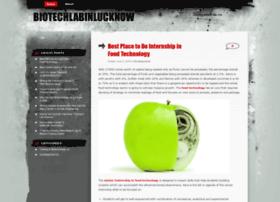 biotechlabinlucknow.wordpress.com