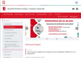 biotechnologia.zut.edu.pl