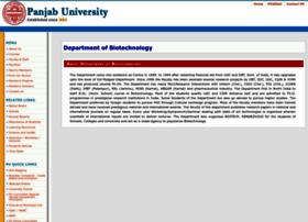 biotechnology.puchd.ac.in
