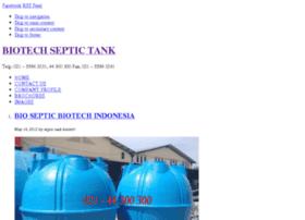 biotechseptictank.com