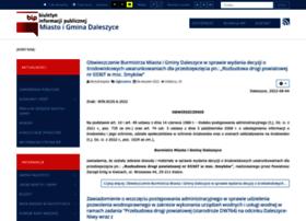 bip.daleszyce.pl