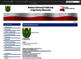 bip.kleszczow.pl