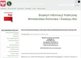 bip.minrol.gov.pl