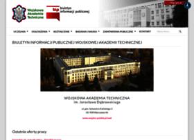 bip.wat.edu.pl