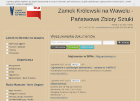 bip.wawel.krakow.pl
