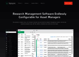 bipsync.com