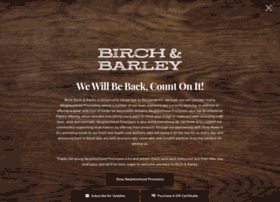 birchandbarley.com