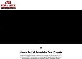 birchhilllandscape.com