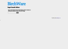 birchware.se