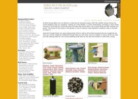bird-house-bath.com