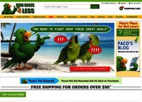 birdcages4less.com