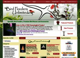 birdfeedersunlimited.com