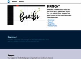 birdfont.org