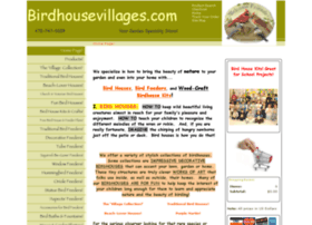 birdhousevillages.com