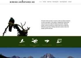 birdingadventuresinc.com