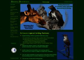 birdingbotswana.com