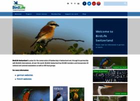 birdlife.ch