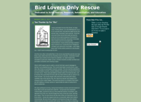 birdloversonly.blogspot.com