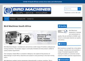 birdmachines.co.za