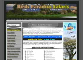 birdsparadisesafaris.com