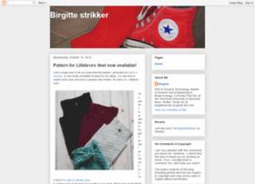 birgittestrikker.blogspot.com