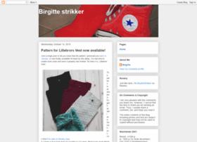 birgittestrikker.blogspot.dk
